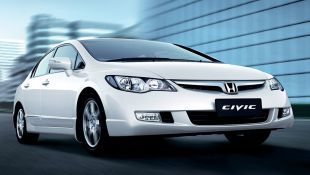 Honda Civic ceased in Japan