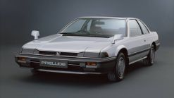 Honda Prelude 2nd Generation