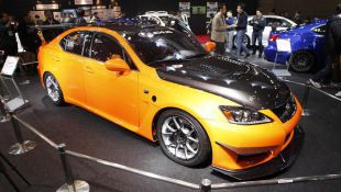 TAS 2011 Lexus IS-F CCS-R
