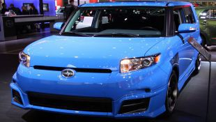 L.A Show 2010 Scion xB 2011