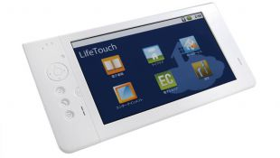 NEC LifeTouch Tablet