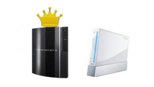 Sony PS 3 vs Wii