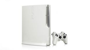 Sony PS3 White