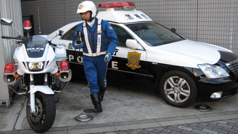 Japanese police review disaster readiness in 2012 white paper