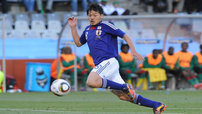 Soccer: Jubilo announce World Cup midfielder Matsui signing