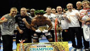 K1 World GP 2010 Final Results