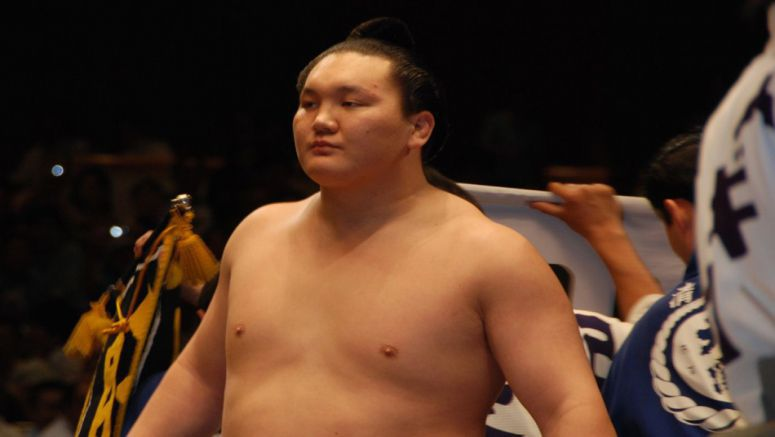 Sumo: Hakuho appears for 30th time as yokozuna