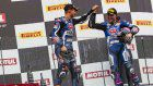 Sensational Double Podium for Pata Yamaha in Race 2 at Magny-Cours