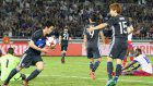 Japan leak 3 vs Haiti before Kagawa equalizes