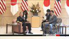 Abe and US commander reaffirm bilateral alliance