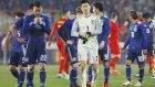 Soccer: Japan edged by Belgium 1-0 in friendly