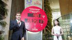 Tokyo Olympics countdown clock unveiled