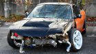 Car plows into spectators at drift event in southwest Japan, 4 injured