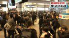 Train service suspended in central Tokyo
