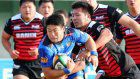 Rugby: Panasonic reach playoffs at Japan's Top League