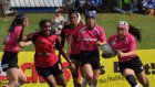 Rugby: Young Japan side wilt in Fijian heat