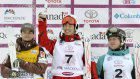 Skiing: Horishima ends Kingsbury's streak with 1st World Cup in moguls