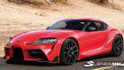 New Toyota Supra Begs For Your Attention In These Realistic Renders