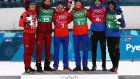 Olympics: Norway, U.S. win cross-country sprint gold