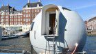 Japanese theme park Huis Ten Bosch unveils floating capsule hotel