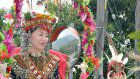 1st Japanese couple marries in Taiwan aboriginal wedding