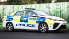 Toyota Mirai FCVs Gear Up For 'Clean' Police Work In London