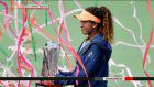 Japan's Naomi Osaka claims Indian Wells title