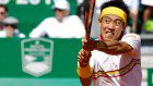 Tennis: Nishikori re-emerges as clay-court threat ahead of French Open