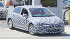 2020 Toyota Corolla sedan spied with less camo