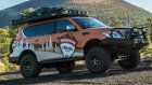 Nissan Armada Mountain Patrol Is One Big Overlanding Sport-Ute