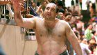 Tochinoshin set for promotion to ozeki after overcoming language, culture differences