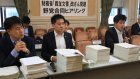 Questions remain over why Sagawa told Diet Moritomo records had been discarded