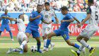 Brazil leaves it late to beat Costa Rica 2-0 at World Cup