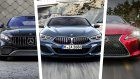 BMW 8-Series vs Mercedes S-Class vs Lexus LC: It's Time To Choose