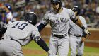 MLB: Yankees open Subway Series with 4-1 win over Mets