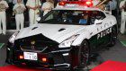 Nissan GT-R Police Car Enters Service In Japan
