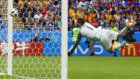 Hat trick, own goal highlight Day 2 of World Cup