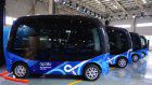 Baidu Self-Driving Buses To launch In Japan Next Year