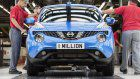 Nissan Builds 1 Millionth Juke In Sunderland Factory
