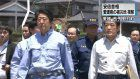Abe pledges extra funds for disaster-hit areas