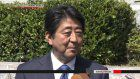 Abe indicates intention to run for 3rd term