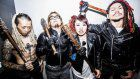 MAXIMUM THE HORMONE to halt their live activities