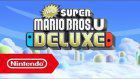 Nintendo Announces New Super Mario Bros. U Deluxe For The Switch