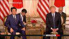 Abe, Trump to discuss trade, North Korea