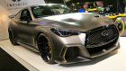 Infiniti Project Black S Concept With F1 Hybrid Tech Has The Power Go After M4, RS5