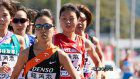 Ekiden relay road race raises controversy