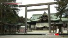 Chinese man arrested over a minor fire at Yasukuni