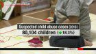 Child abuse, domestic violence surge in Japan