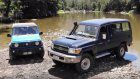 New Suzuki Jimny Meets Legendary Toyota Land Cruiser Troopy In Off-Road Review
