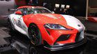 Toyota GR Supra GT4 Concept Could Spawn Racer For Private Customers Too